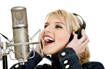 Gesangsunterricht online mit Webcam