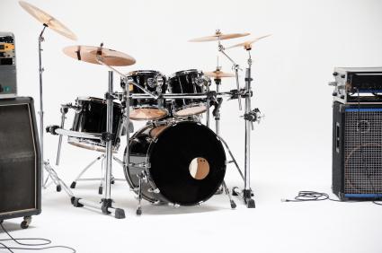 Schlagzeug Unterricht online mit Webcam